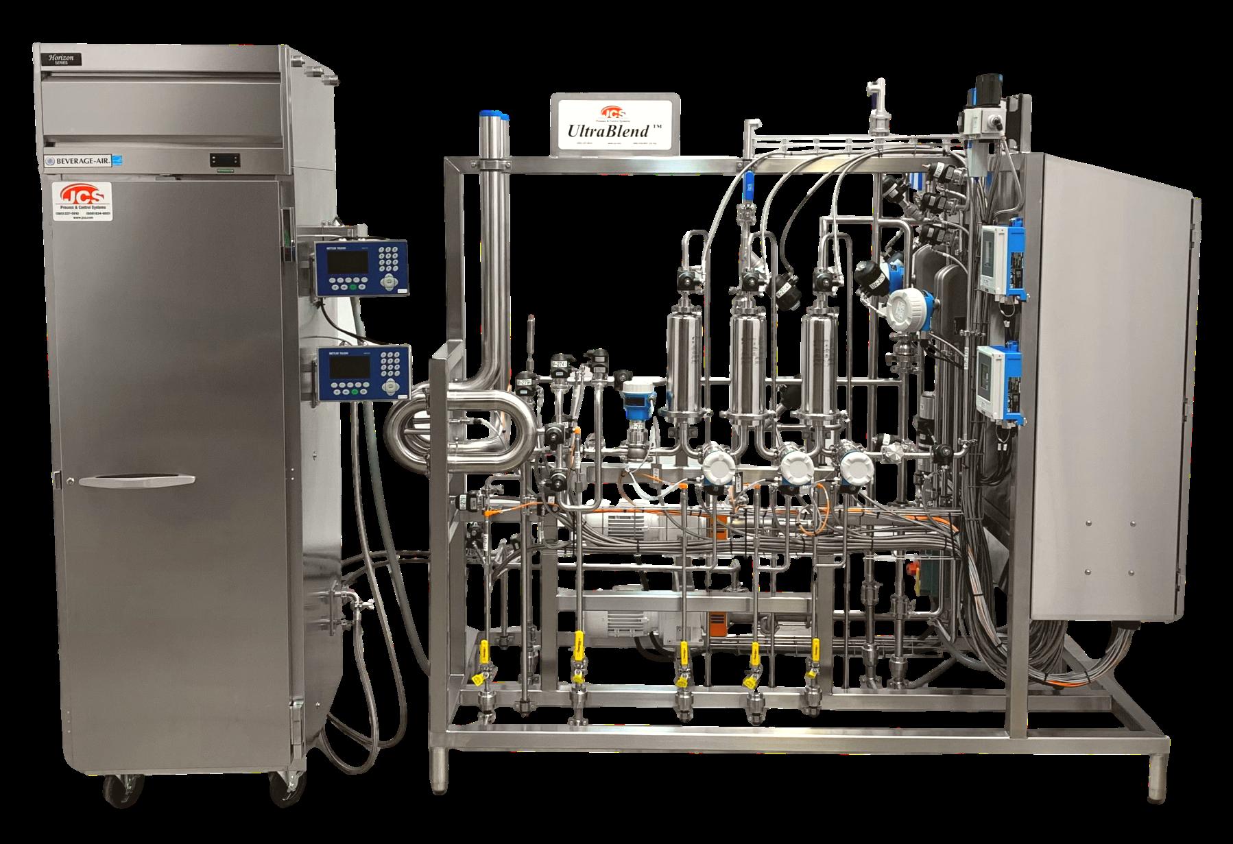 JCS UltraBlend™ for enzyme dosing