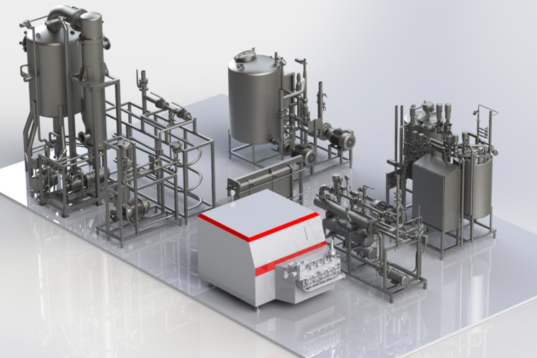 JCS Processing Systems