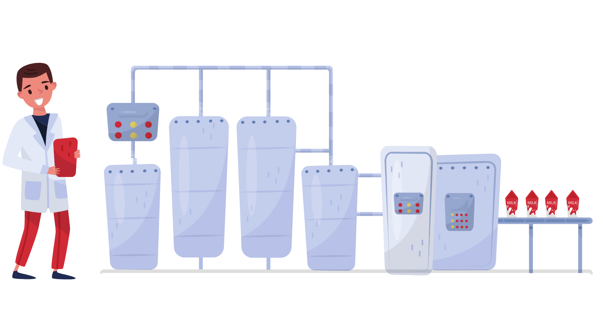 Integrate a JCS UltraBlend™ in your process