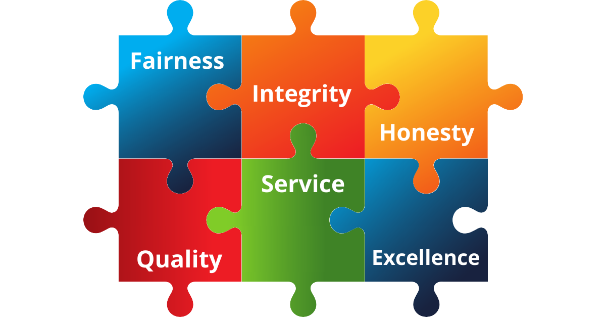 JCS  Values
